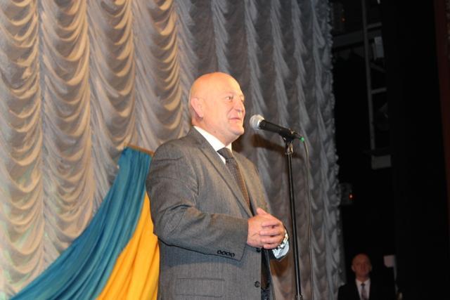 Привітав освітян області й голова обласної ради Олександр Данильчук