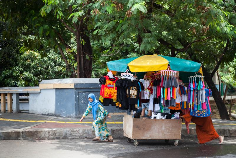 Бали, Ява, Флорес, Комодо (Март 2018)