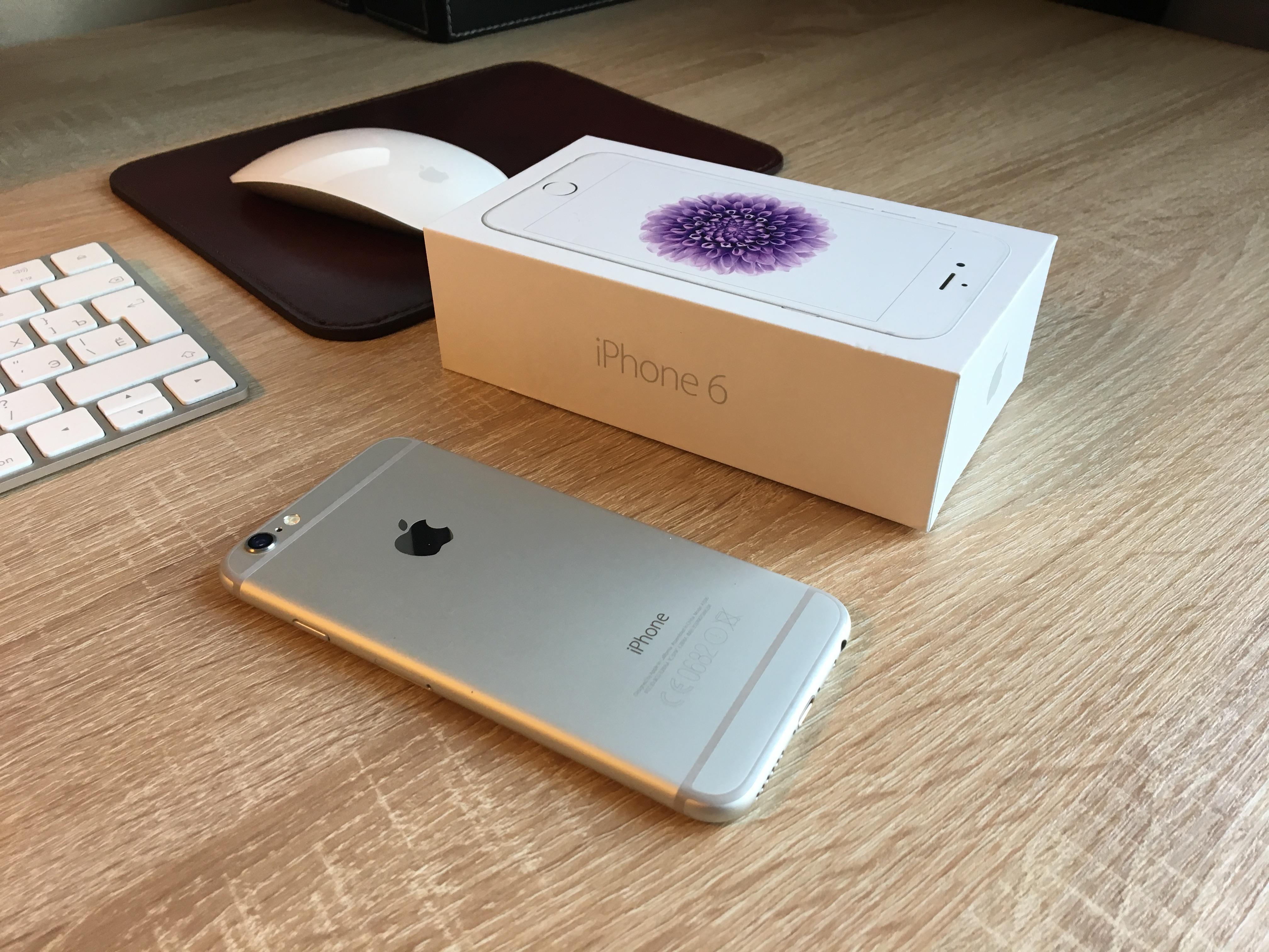 IPhone 6 16Gb рст белый