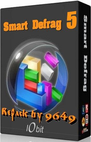IObit SmartDefrag Pro 6.1.5.120 RePack & Portable by 9649