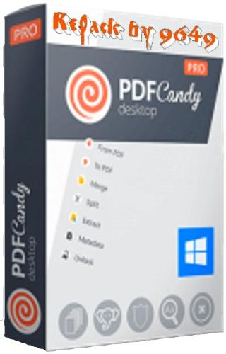 Icecream PDF Candy Desktop Pro 2.75 RePack & Portable by 9649