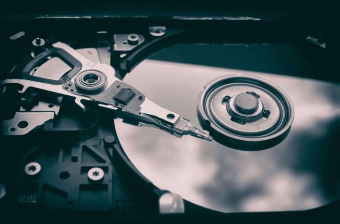 Инициализация жесткого диска