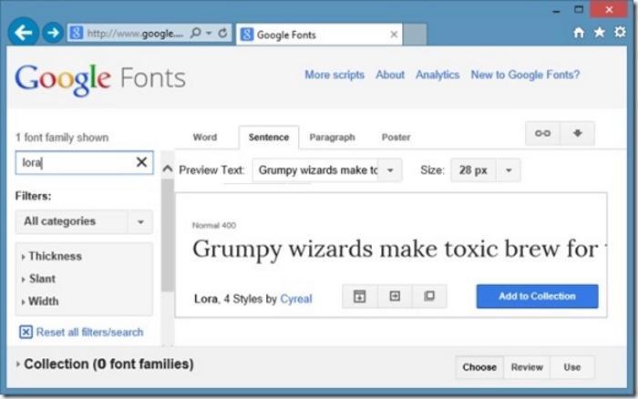 Как установить веб-шрифты Google в Windows и Mac