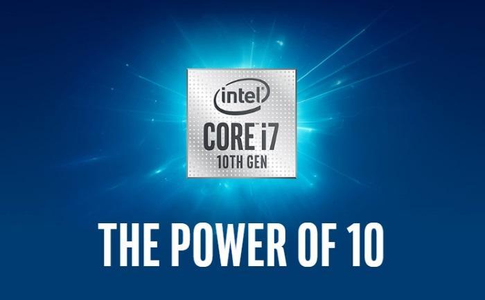 Линейка процессоров Intel 10-го поколения Comet Lake