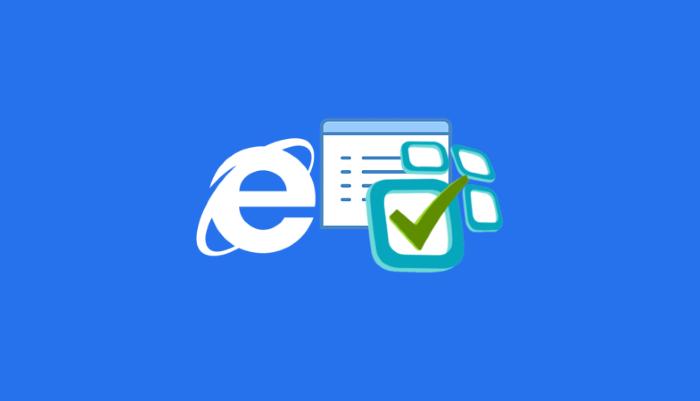 Делаем Internet Explorer основным браузером