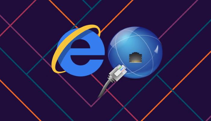 Выключаем автономный режим в Internet Explorer