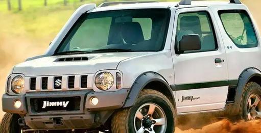 Сегодня в эфире «Авторадио» будет разыгран автомобиль Suzuki Jimny - Новости радио OnAir.ru