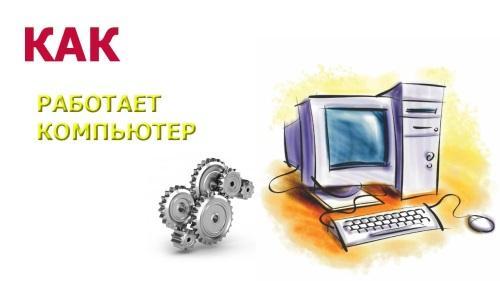 Как работает компьютер