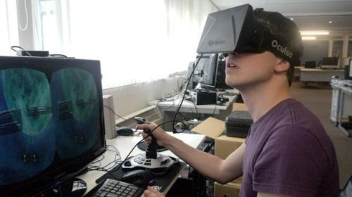 Компьютер и виртуальная реальность