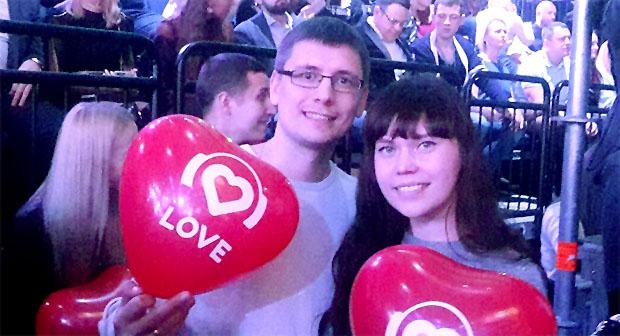 Подведены итоги BIG LOVE CHALLENGE в Нижнем Новгороде - Новости радио OnAir.ru