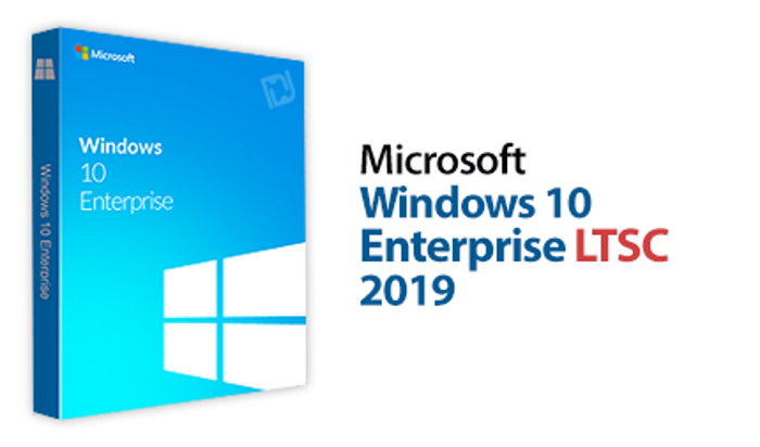Про Windows 10 Enterprise LTSC