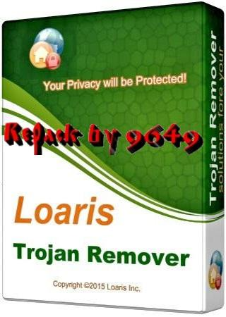 Loaris Trojan Remover 3.0.65  RePack & Portable by 9649