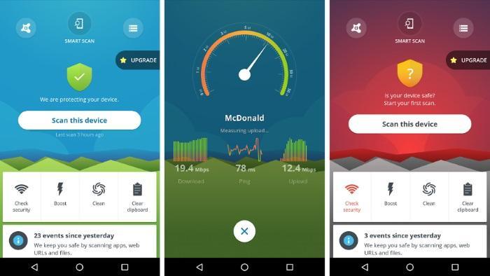 Лучший антивирус для Андроид устройств