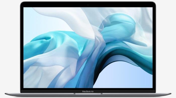 Apple поставила более медленный SSD в MacBook Air 2019 года
