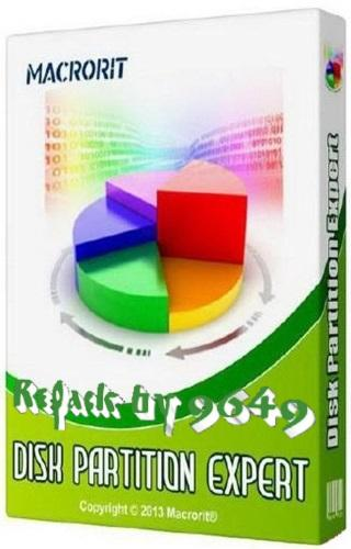Macrorit Disk Partition Expert 5.3.4 RePack & Portable by 9649