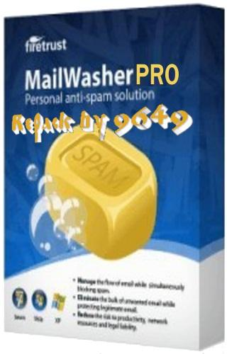 MailWasher Pro 7.12.5 RePack & Portable by 9649