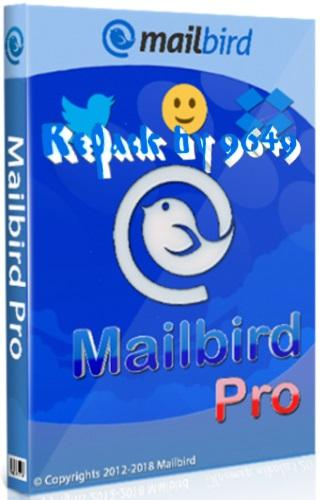 Mailbird Pro 2.6.9.0 RePack & Portable by 9649