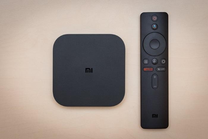 Mi Box S: превратите ваш телевизор в Android TV