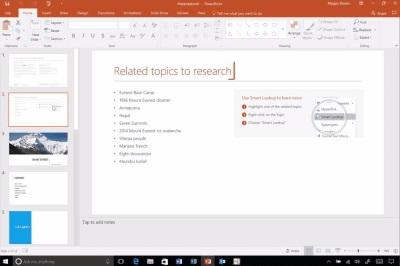 Microsoft Office 2016 Version 1702 выходит для тестирования