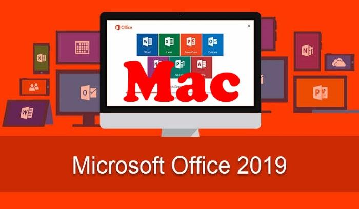 Microsoft Office Mac 2019