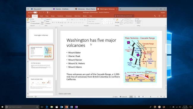 Microsoft вносит вкладки на всех версиях Windows 10