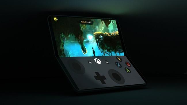Концепция Microsoft Surface Andromeda для игроков