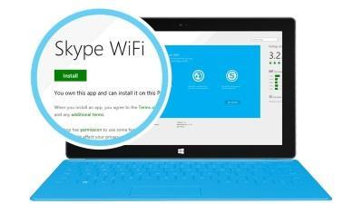 Microsoft отключит услугу Skype Wi-Fi