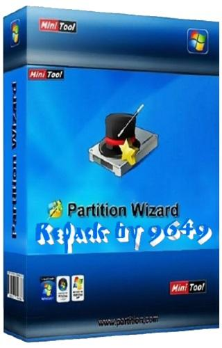 MiniTool Partition Wizard 11.4.0 RePack & Portable by 9649