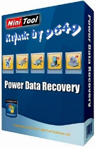MiniTool Power Data Recovery 9.2 RePack & Portable by 9649