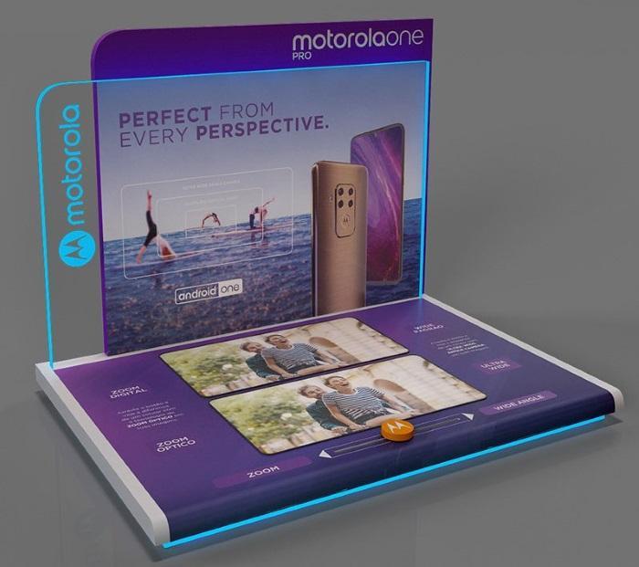 Следующим телефоном Motorola One может быть Zoom ... или Pro