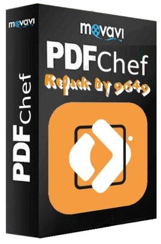 Movavi PDFChef 21.0.1 RePack & Portable