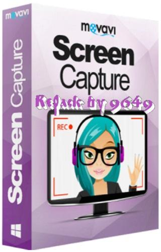 Movavi Screen Capture Pro 10.1.0 RePack & Portable by 9649