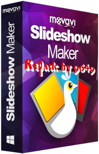 Movavi Slideshow Maker 5.2.0 RePack & Portable by 9649