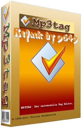Mp3tag 2.95 RePack & Portable by 9649