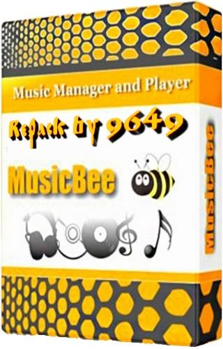 MusicBee 3.4.7764 RePack & Portable by 9649