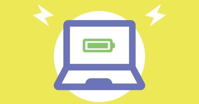 Ноутбуки могут получить повышение заряда батареи