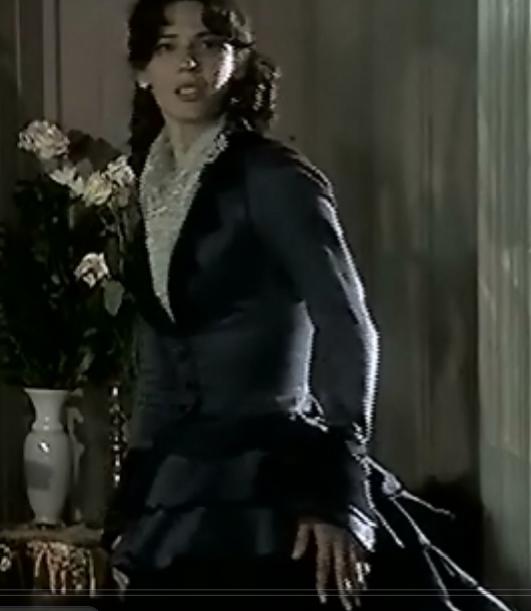 Дамы эпохи №64 - Настасья Филипповна
