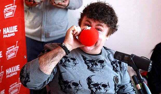 Самый титулованный клоун мира в эфире утреннего шоу «Подъёмники» в Санкт-Петербурге - Новости радио OnAir.ru