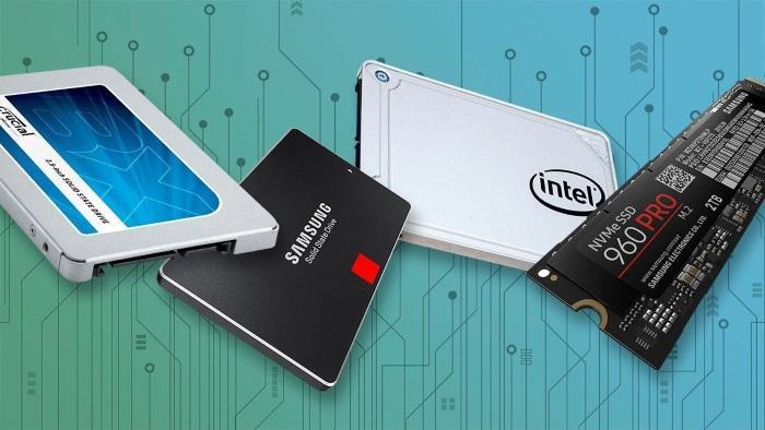 Быстрый Взгляд На Накопители SSD