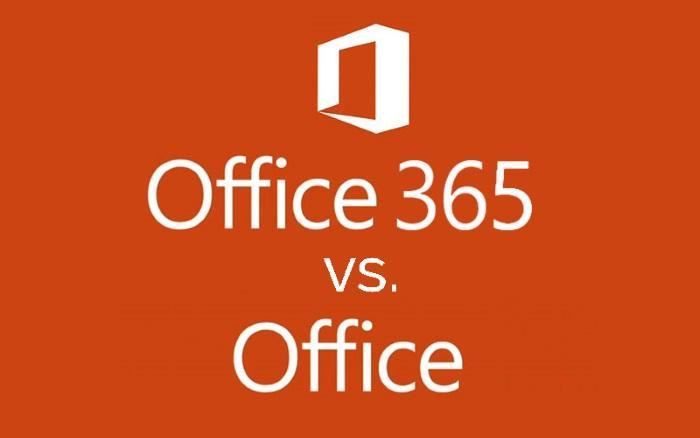 Отличия между Office 365 и Microsoft Office 2019