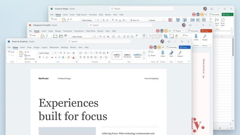 Microsoft подтверждает сбои в последней бета-сборке Office 2021