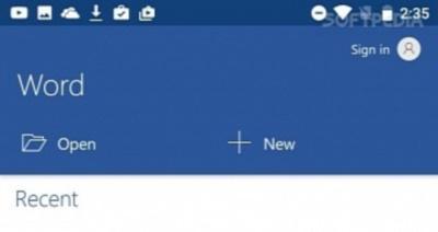Microsoft выпускает поддержку PDF в версии Office для Android
