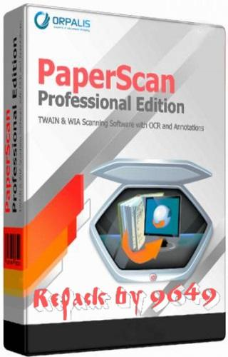 Orpalis PaperScan 3.0.93 RePack & Portable by 9649