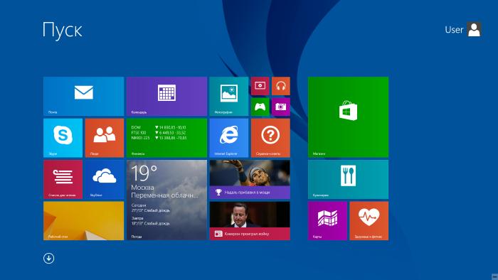 Особенности Windows 8.1 Pro