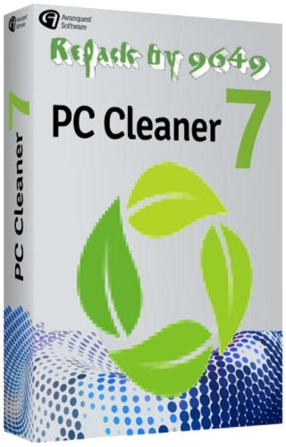 PC Cleaner 7.4.0.11 RePack & Portable by 9649
