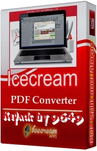 Icecream PDF Converter 2.88 RePack & Portable by 9649