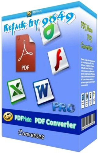 PDFMate PDF Converter Pro 1.89 RePack & Portable by 9649
