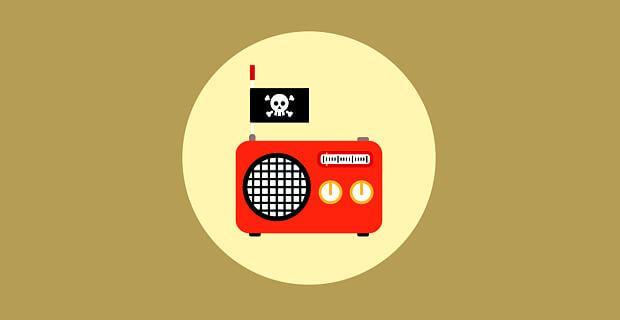 Пиратское радио, которое захватило Европу и напугало ФБР - Новости радио OnAir.ru