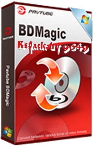 Pavtube BDMagic 4.9.3.0 RePack & Portable by 9649