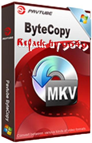 Pavtube ByteCopy 4.9.3.0 RePack & Portable by 9649